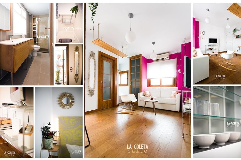 fotografia espacios airBnB apartamentos pisos locales tiendas oficinas