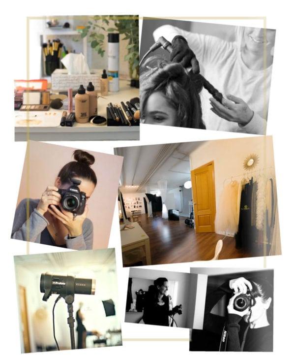 Tarifa de sesión Behind the scenes La Gallarda Fotografía Málaga Marbella Alhaurín de la Torre