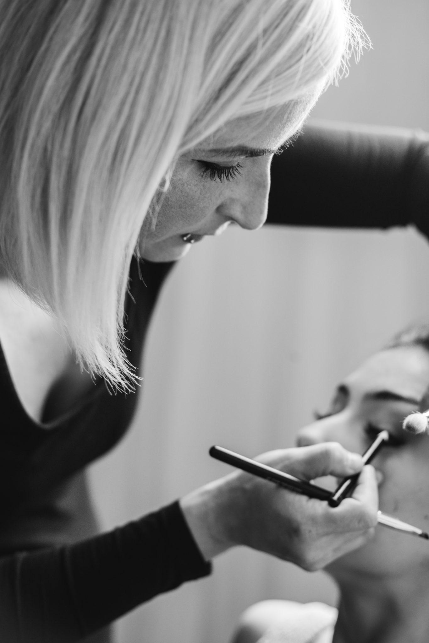 Maquillaje y peinado profesional para tu sesión de fotos, La Gallarda Fotografia Sesion Fotografica Retrato Boudoir Personal Branding Fotografo profesional Malaga Alhaurin de la Torre